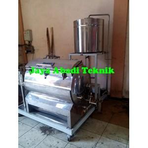 Dari Mesin Vacuum Frying Keripik Buah  30 Kg  5