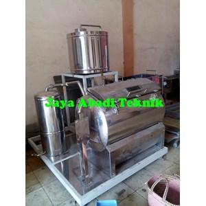 Dari Mesin Vacuum Frying Keripik Buah  30 Kg  4