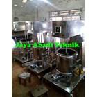 Mesin Pasteurisasi Susu 5