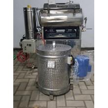 Mesin Vacuum Frying (Keripik Buah) Kapasitas 5Kg