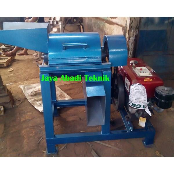 Mesin Grinder Kompos / Pencacah Rumput 300 kg