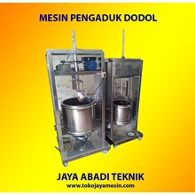 Dodol Cooking and Mixer Machine