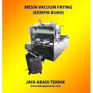 Dari Mesin Vacuum Frying Kapasitas 10 kg 0