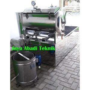 Dari Mesin Vacuum Frying Kapasitas 10 kg 4