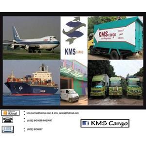 PT. KARINA MEGAH SENTOSA ( KMS Cargo ) By KARINA MEGAH SENTOSA