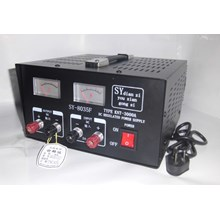 POWER SUPPLY UNTUK MARINE RADIO 50A
