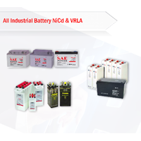 Jual All Industrial Battery NiCd & VRLA