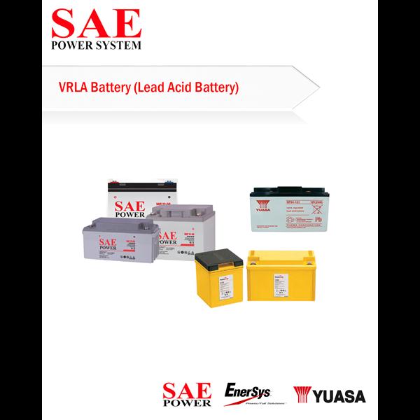 Baterai Kering / VRLA
