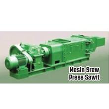 Mesin Screw Press Sawit