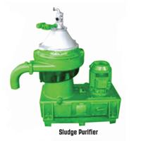 Mesin Sludge Purifier 1