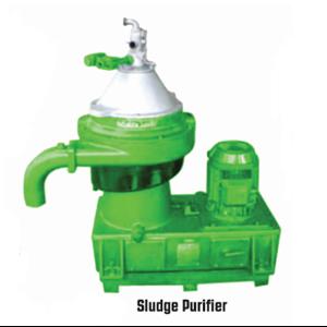 Mesin Sludge Purifier