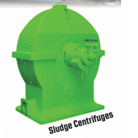 Mesin Sludge Centrifuges