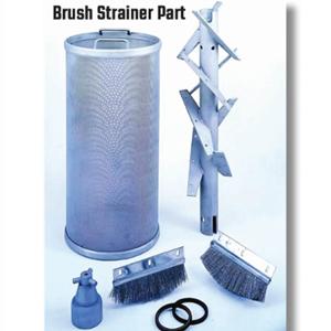 Brush Strainer Part