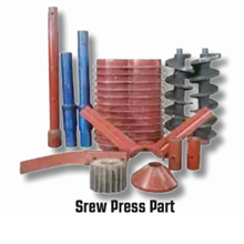 Screw Press Part