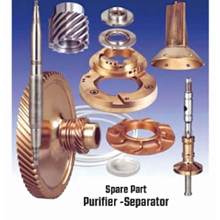 Spare Part Purifier Separator