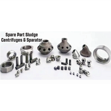 Spare Part Sludge Centrifuges & Separator