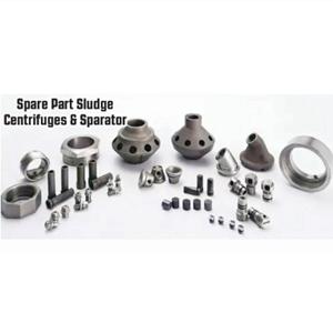 Spare Part Sludge Centrifuges & Separator