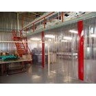 Menjual PVC Strip Curtain Clear ( Tirai Plastik ) 7