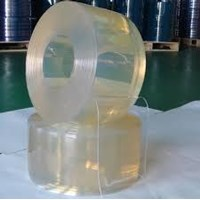 PVC Strip Curtain Clear ( Tirai Plastik )