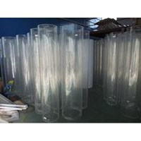 Acrylic Pipe Clear Cheap 5
