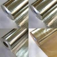 Aluminium Foil Singel dan Dobel