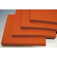 Jual  Sponge Silicone Rubber Sheet 2
