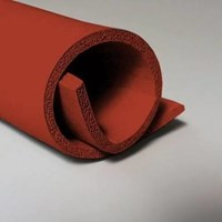 Sponge Silicone Rubber Sheet 1