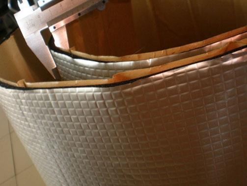 Sell Aluminium Foil Sheet Foam From Indonesia By Eka Jaya Packing Cheap Price