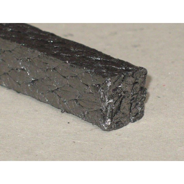 Gland Packing Pure Graphite Expanded