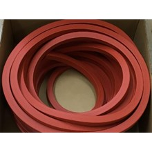 Silicone Sponge Rubber Strips (Box)