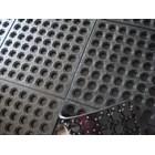 Rubber Mat Perforated Holes ( Karet Keset Bolong bolong )  2