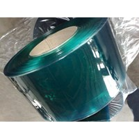 Jual PVC Strip Curtain Welding Green