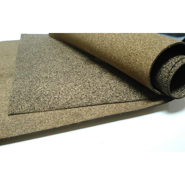 Rubber Cork Sheet