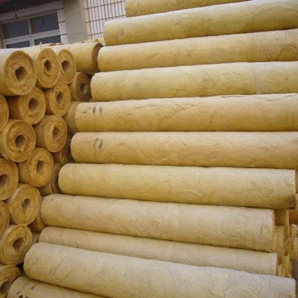 Rockwool Pipe Insulation  ( Rockwool Pipa isolasi )