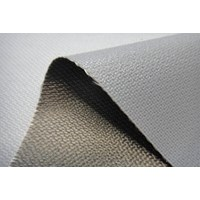Grey Silicone Coated Fiberglass Cloth