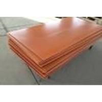 Jual Bakelite Sheet Orange