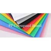 Jual PP Corrugated Board