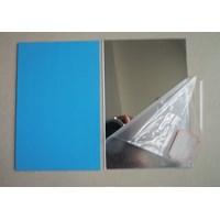 Acrylic Mirror Silver Murah 5