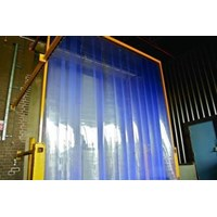 PVC Strips Curtain Cikampek