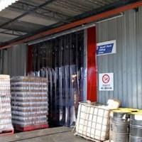 Jual Tirai PVC Strips Curtain Cikampek 2