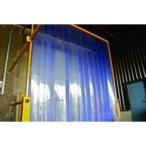 Tirai PVC Strips Curtain Cikampek
