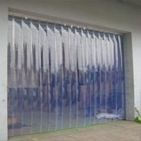 Gudang Tirai PVC Palembang 1