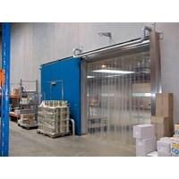 Jual Pusat Tirai PVC Strips Curtain Glodok