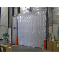 Distributor Tirai PVC Curtain Clear Medan Kota 3