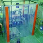 Plastic Strip Curtain PVC Cold Room ( Cold Storage ) 4