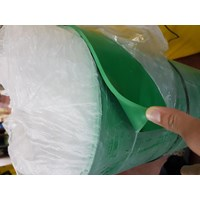 Rubber Sheet Green ( Karet Hijua lembaran )