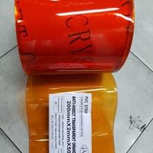 PVC Curtain Anti Insect Orange ( Anti Serangga )