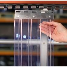 Hanger Stainless Steel PVC Curtain