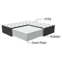 teflon isolator ( PTFE bearing pad )