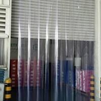 pvc plastik curtain vinyl di glodok